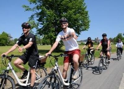 Erlebnis Radtour mit eBikes