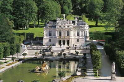 Abendveranstaltung im Schloss Linderhof