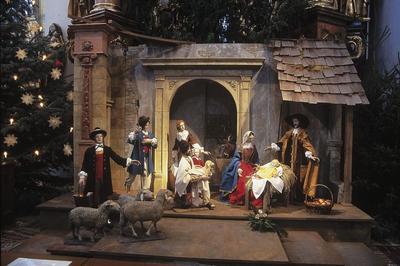 Sonderführung Geheimnis der Weihnacht - Straubinger Weihnachtsweg