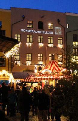 Wasserburger Christkindlmarkt