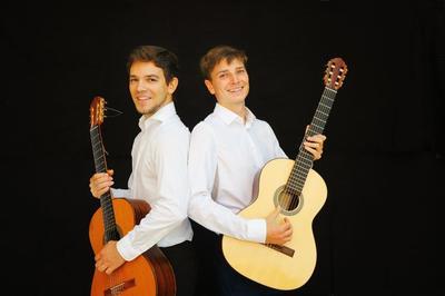 Gitarrenkonzert mit Thomas Beer und Markus Lohmeier