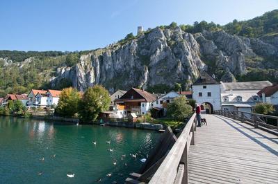 Vom Tethysmeer bis zum Main-Donau-Kanal