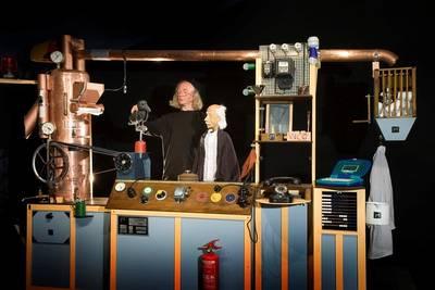 Die Erfindungen des Professor Magnus - Himmelreicher Puppentheater