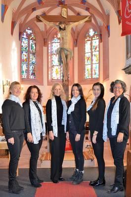 Interner Link zur Veranstaltung: Der Hospizdienst Oberes Enztal präsentiert: STIMM3 - das Frauen-Ensemble