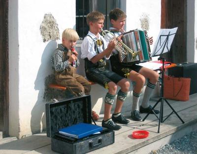 Wasserburger Volksmusiktage Wer is denn heit zum Singa da?