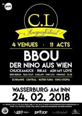 4. Club Leonhard Kneipenfestival