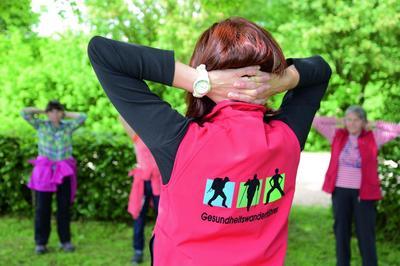 """NaturFit"" in den Frhling – Fitnesswanderung"