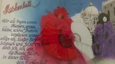 Ausstellung von Manfred Wirth in der Tourist-Information Brannenburg