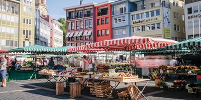 Wochenmarkt Stuttgart