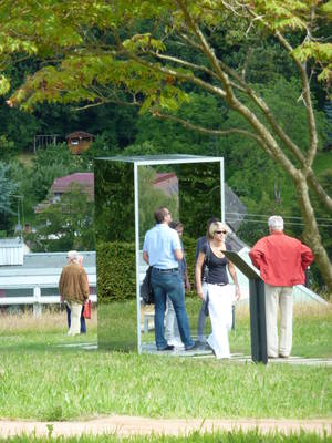 Führung durch den Park der Sinne - aktives Eintauchen in die Welt der Sinne