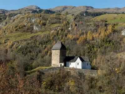 Genastga-Wanderung in der Val Lumnezia