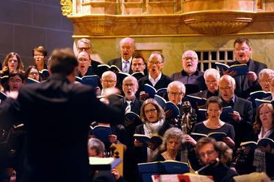 Chorkonzert Kammerchor Münsingen