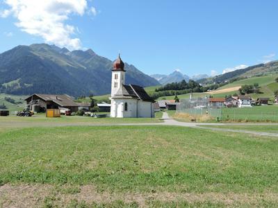 7 Kapellen-Wanderung in der Val Lumnezia