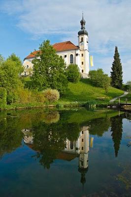 Feierlicher Gottesdienst z. Kirchweihfest im Pfarrheim Breitbrunn
