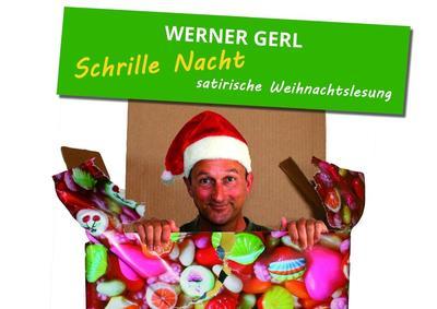 Schrille Nacht - eine satirische-humoristische Weihnachtslesung