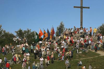 Bergmesse der KAB