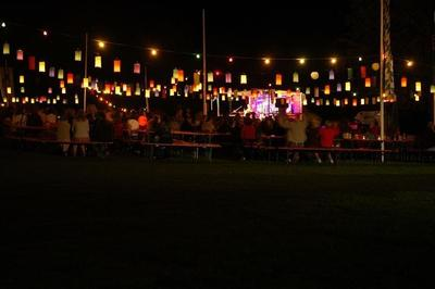 Jubilum 25. Lichterfest mit Nachtflohmarkt