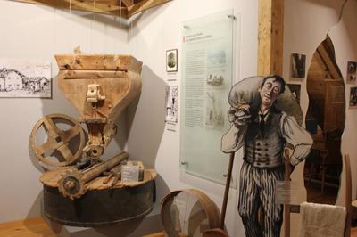 Mllner-Peter-Museum mit Sonderausstellung