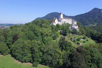 Sagenhaft! Themenfhrungen auf Schloss Hohenaschau