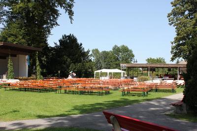 Dorffest im Kurpark