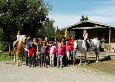 Kinderprogramm Pferdezeit