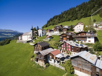 Dorf Andiast