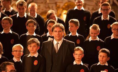 Passionskonzert der Augsburger Domsingknaben