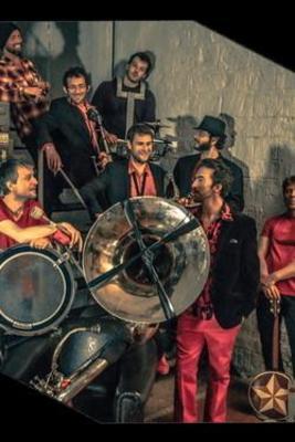 LES GOS TUBE - Brass aus Paris