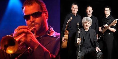 Jazz in der Schranne - TRIAZZ & Roth feat. Florian Sagner