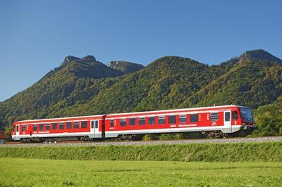 140 Jahre Bahnlinie Aschau - Prien