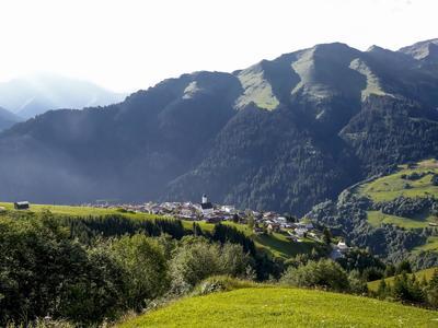 Marathonstreckenbesichtigung mit dem VC Surselva in der Val Lumnezia