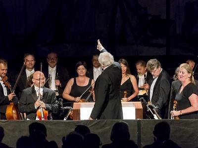Konzert zum Nationalfeiertag in Obersaxen Mundaun