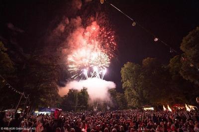 """Parkfest """"Symphonie der Lichter"""""""
