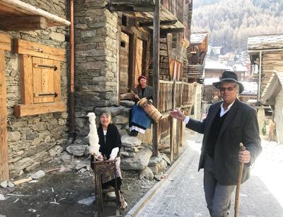 Zermatt vor 100 Jahren