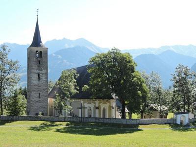 mira!cultura Ortsführung Da tercs e valerusas in der Val Lumnezia