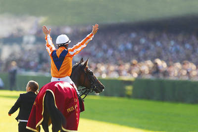 International Horse Racing - Sales & Racing FestivalBaden-Baden Kur & Tourismus GmbH. (© International Horse Racing - Sales & Racing Festival)