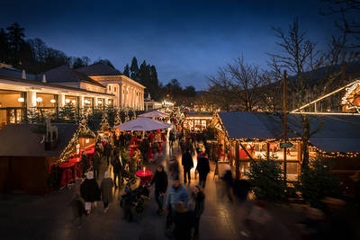 Baden-Baden Christmas MarketBaden-Baden Kur & Tourismus GmbH. (© Baden-Baden Christmas Market)