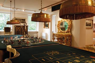 Romantik und Roulette - Das Weltbad im 19. Jahrhundert