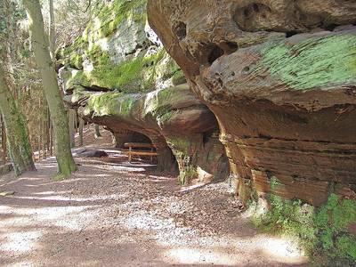 Geführte Wanderung über den Felsenpfad nach Kirkel