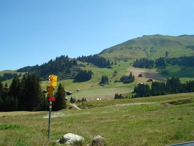 Geführte Tageswanderung 60 in Obersaxen Mundaun