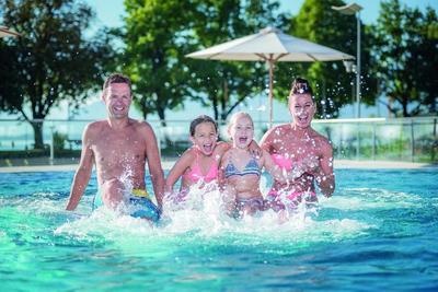 Familientag im PRIENAVERA Strandbad