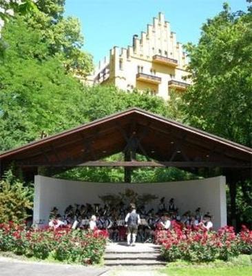Standkonzert der Musikkapelle Brannenburg