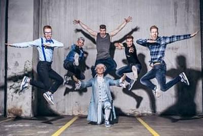 Breakin Mozart ?? Klassik meets Breakdance. (© flownmary)