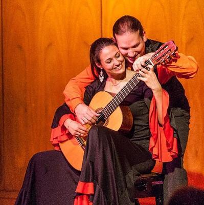 Gitarrenfestival Saitensprnge Duo Montesinos & Tamayo ES
