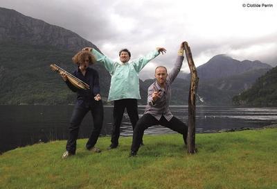 Gitarrenfestival Saitensprnge Violons Barbares FRA, MN, BG