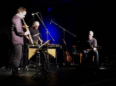 Jochen Feucht Trio Light Play