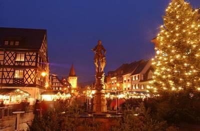 Bild Gengenbacher Adventsmarkt