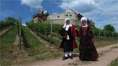 Bild - ABGESAGT - Herbstfest auf Schloss Staufenberg