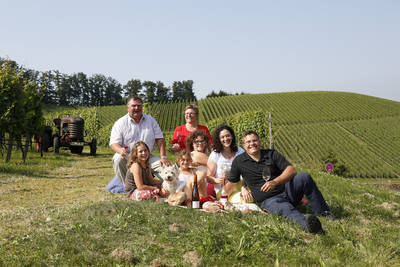 Bild Weinprobe mit Kellerführung im Weingut Andreas Männle