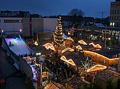 Bild Homburger Weihnachtsdorf 2016